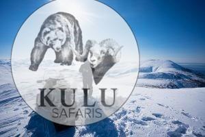 snowmobiles in russia while hunting with Kulu Safaris