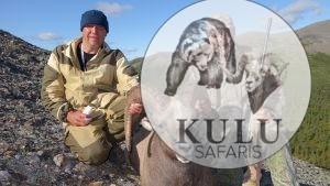 Jonh Kamps, snow sheep, hunters, hunt, trophy, game, tours, nature, mountains, Magadan, Russia, Kulu Safaris