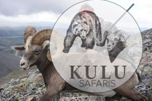 Jim Shockey hunting snow sheep with outfitter Kulu Safaris