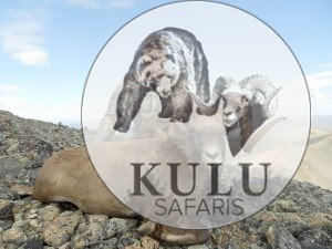 Gary Young snow sheep hunting in Magadan, Russia with Kulu Safaris