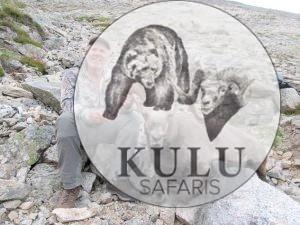 Rick Murphy, hunter, snow sheep, game, outfitter, hunting, nature, mountains, Magadan, Russia with Kulu Safaris
